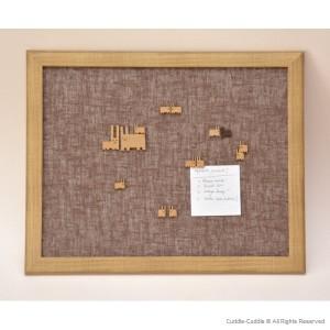 Memory board-magnet bunnies 1