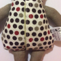 toy teddy bear back