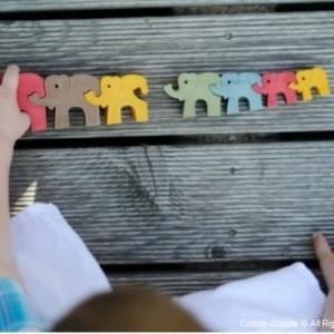 Puzzle-Seven Elephants 4