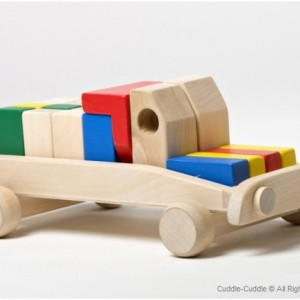 Toy-Car With Blocks