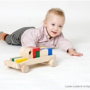 Toy-Car With Blocks 2