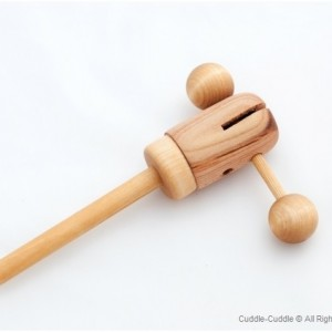 Wooden Rattle-Music