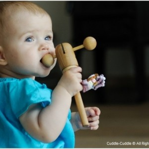 Wooden Rattle-Music 2