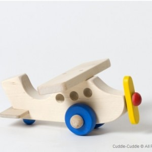 Wooden Toy-Plane