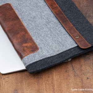 MacBook Grey Case