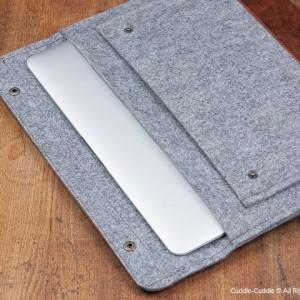 MacBook Light Grey Case