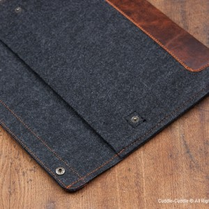 Deluxe MacBook case-Dark
