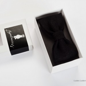 High Quality Bow Tie-Black