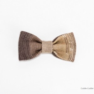 High Quality Bow Tie-Brown