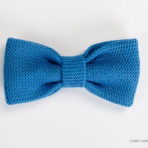 High Quality Bow Tie-Light Blue