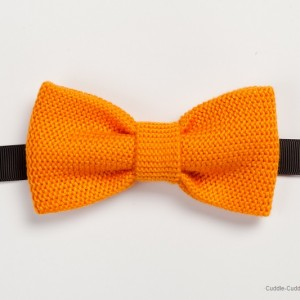 High Quality Bow Tie-Orange