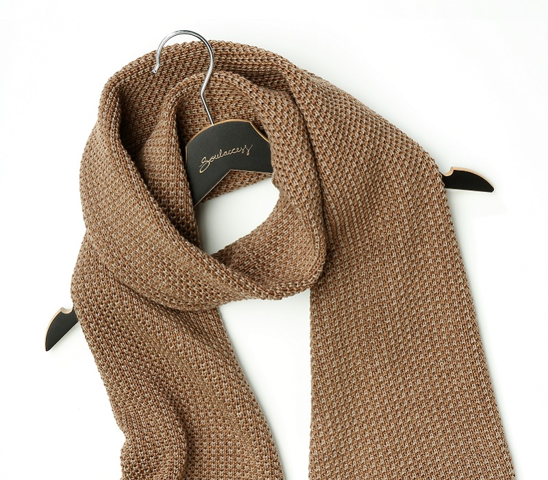 merino wool scarf brown cuddle cuddle